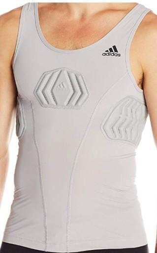 ADIDAS koszulka TECHFIT ochronna koszykarska - XL
