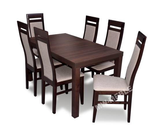 Tanio Stół 6 Krzeseł Do Salonujadalni Hit