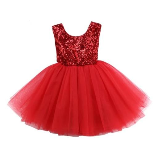 75fee45aaf Sukienka na wesele urodziny tiul TUTU 86 92 98 104 7490590988 - Allegro.pl  - Więcej niż aukcje.