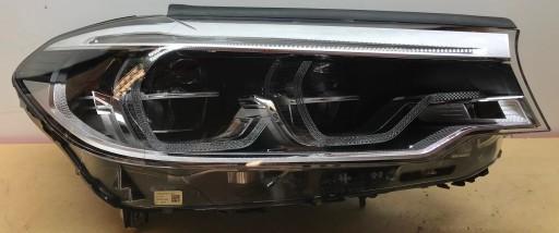 BMW 5 G30 G32 фара правая ADAPTIVE LED FULL в идеале