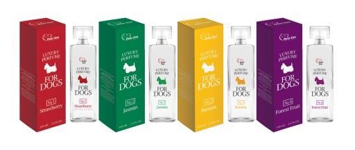 Perfumy DLA PSA (Over Zoo): zapach BANAN (100 ml)