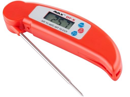 Termometr DT-X Kuchenny Szpilkowy SONDA Składany