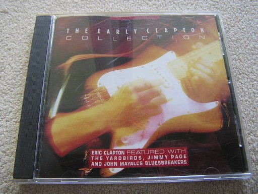 Eric Clapton Featured With The Yardbirds (CD).54