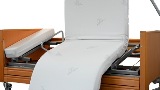 łóżko Rehabilitacyjne Obrotowe Zamiana W Fotel
