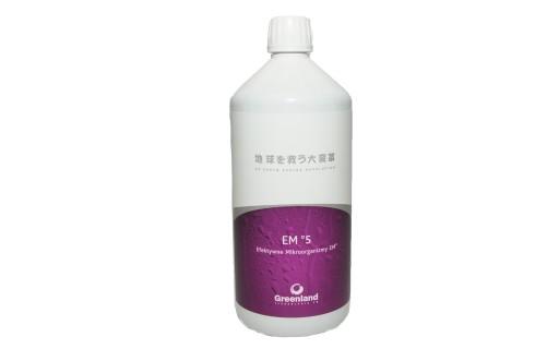 EM-5 Efektywne Mikroorganizmy 1l
