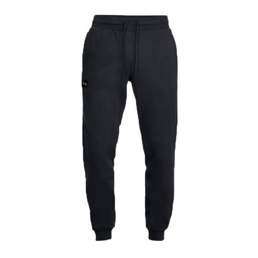 Spodnie UNDER ARMOUR Rival Fleece 1322030-001 - L