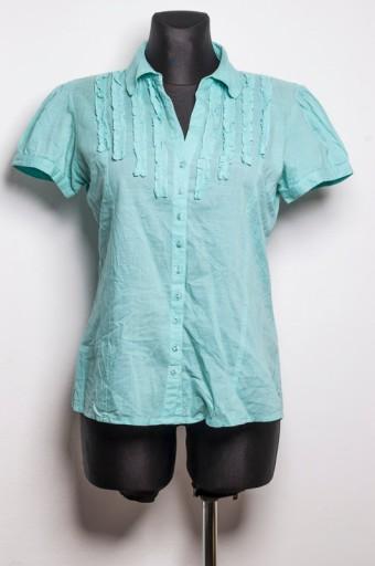 ebac8e73185b2a Piękna niebieska bluzeczka Orsay ROZM 38 7313601859 - Allegro.pl