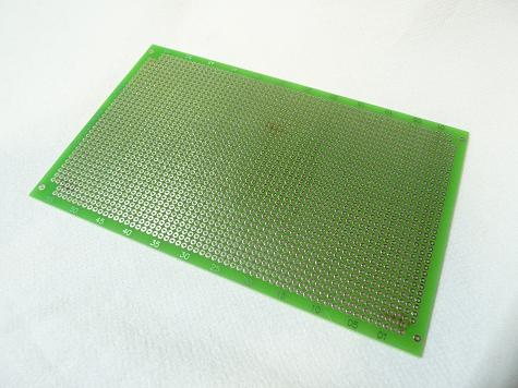 Płytka uniwersalna U-019 - 160x100 [mm] - wiercona
