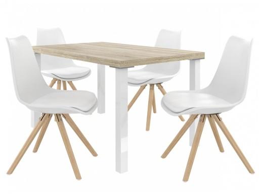 Stół I Krzesła Amareto Belini 6725565888 Allegropl
