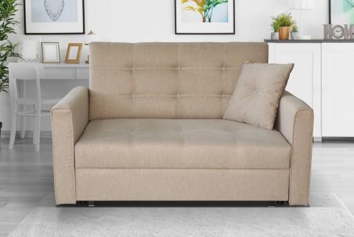 Viva Lux Ii Sofa Fotel Rozkładany Wersalka Kanapa
