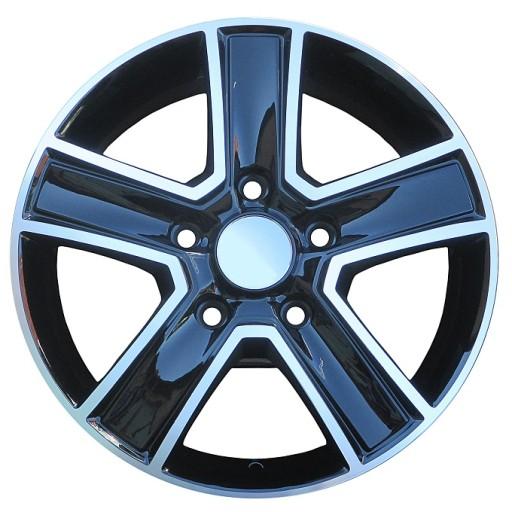 FELGI 16 FIAT DUCATO 5x130 Renault Master 89,1