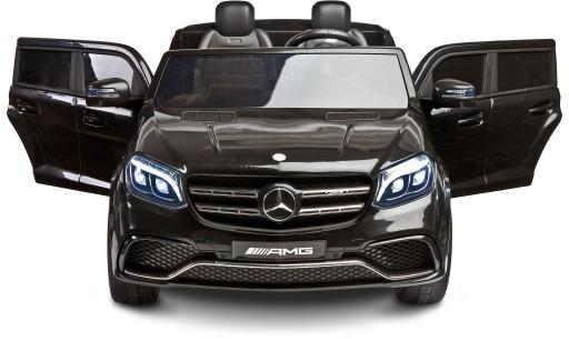 Mercedes Gls63 Auto Akumulator 2 Osobowe Toyz 7269431094 Allegro Pl