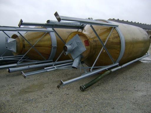 Zbiornik Silos 20000L stojący z włókna