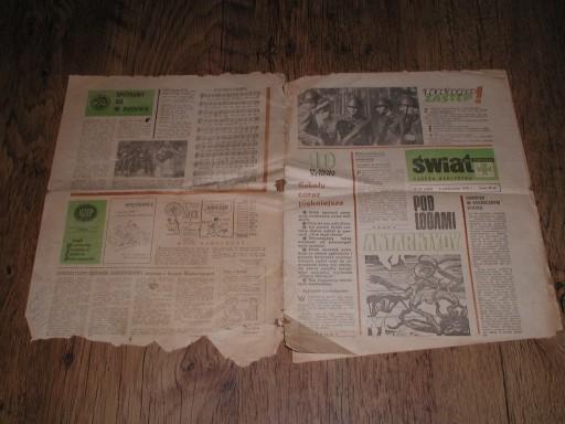 SWIAT MLODYCH 81/1970