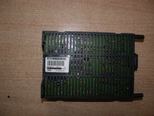 BMW X3 E83 BLOKAS SVESOS BMW 3412293