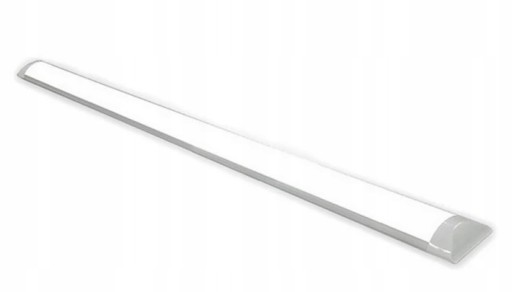 Lampa Led 120cm Do Garażu Panel Led świetlówka