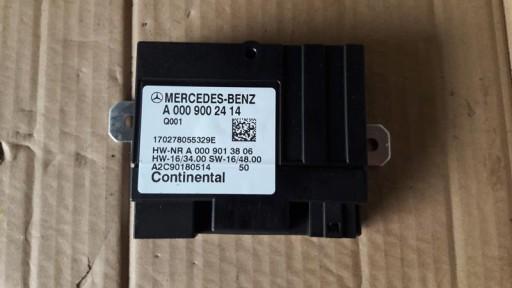 CONTROL PANEL MERCEDES C W205 GLC 253 0009002414