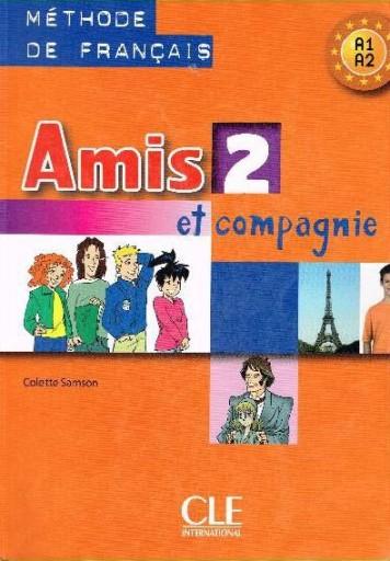 J. francuski Amis 2 et compagnie A1/A2 CLE 2