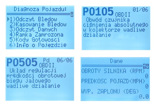 Najtańszy skaner OBD2 Vscan j.polski od dealera !