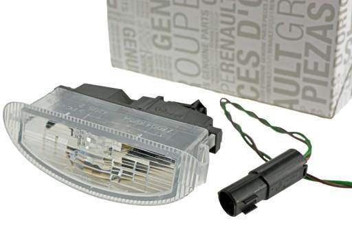 Lampka Wtyczka Oświetlenia Tablicy Clio Ii Twingo