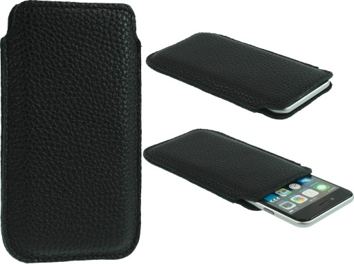 SLIM 3C 100% SKÓRA ETUI ZGS DO IPhone 8 Plus