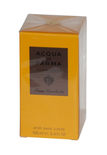 acqua di parma colonia intensa woda po goleniu 100 ml false