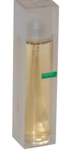 benetton b.clean soft fragrance