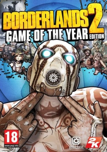 Borderlands 2 Game of The Year Edition KOD STEAM