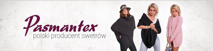 PASMANTEX MELFI SWETER BLUZKA W SEREK NARZUTKA ! 7248272756 Odzież Damska Swetry JX UIUUJX-3