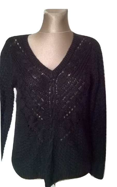 H&M-sweterek S 9811512999 Odzież Damska Swetry HK