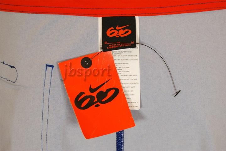 Spodenki szorty Nike 6.0 blue 404578 roz. 28 8786241249 Odzież Męska Spodenki SM VKMISM-4