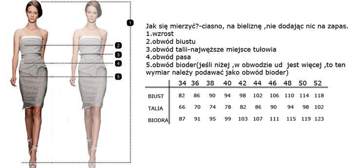 CAMILL 319 bordowa sukienka rozm.44 24H 9618289469 Odzież Damska Sukienki wieczorowe QC FDMFQC-8